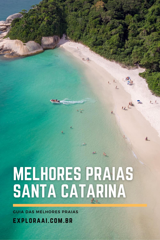 Guia das Melhores Praias de Santa Catarina