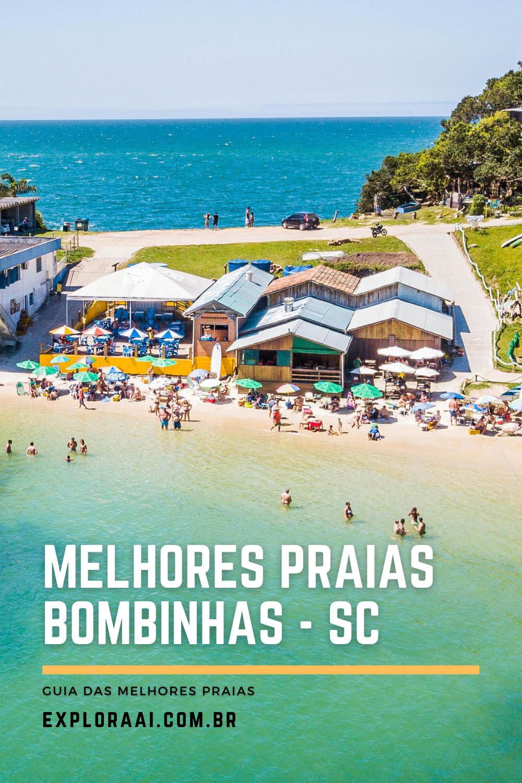 Guia das Melhores Praias de Bombinhas Em Santa Catarina