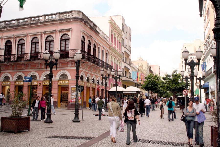 centro curitiba