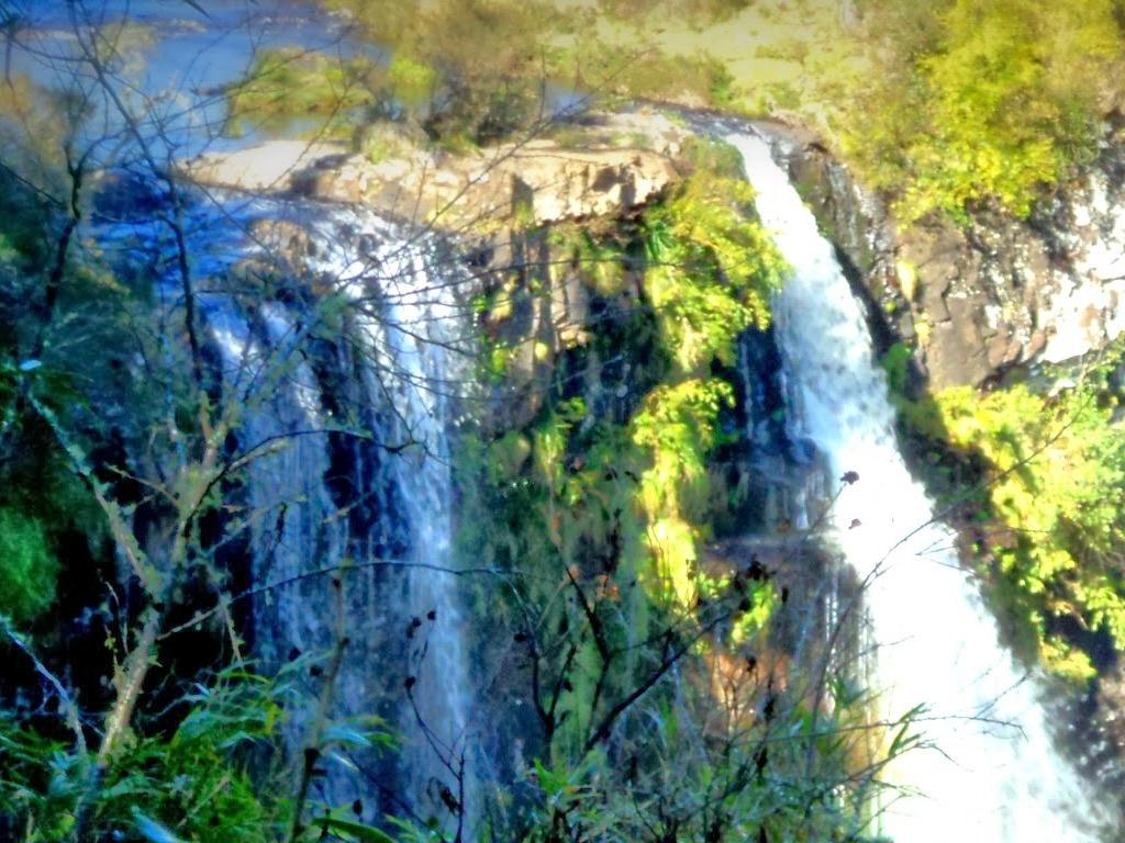 Cascata do Pirada em São Joaquim - Santa Catarina