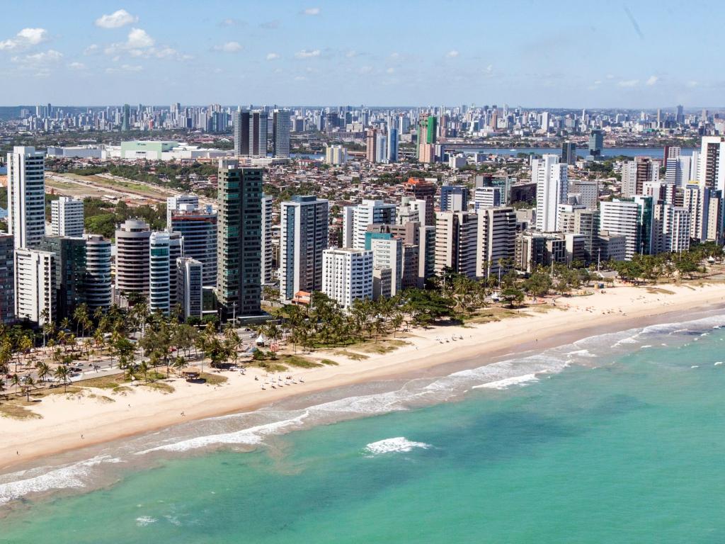 Praia do Pina - Recife