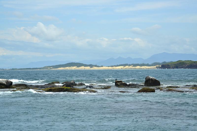 Ilha dos Lobos em Torres no Rio Grande do Sul