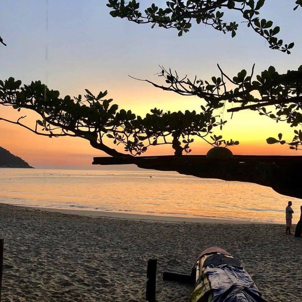 Praia Toque Toque Grande em São Sebastião (SP)