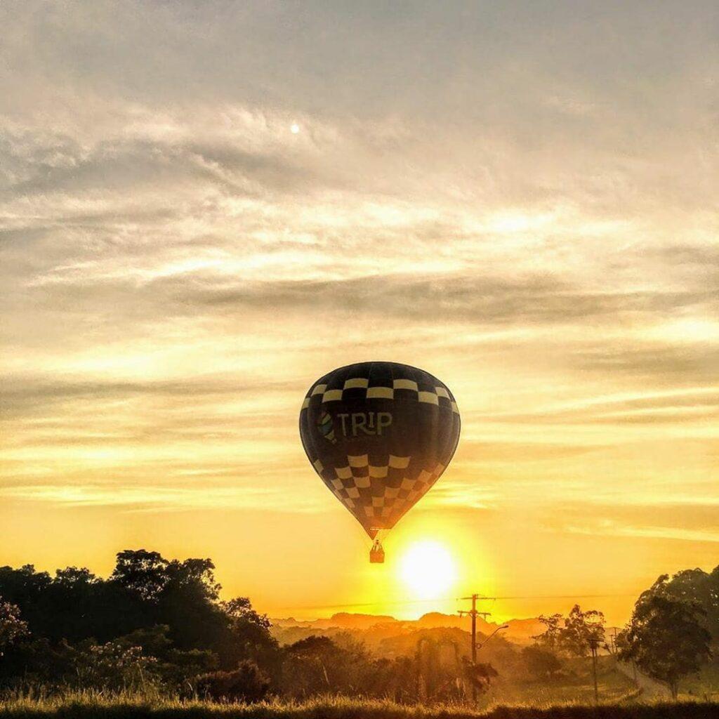 Trip Balonismo Aventura em Torres no Rio Grande do Sul