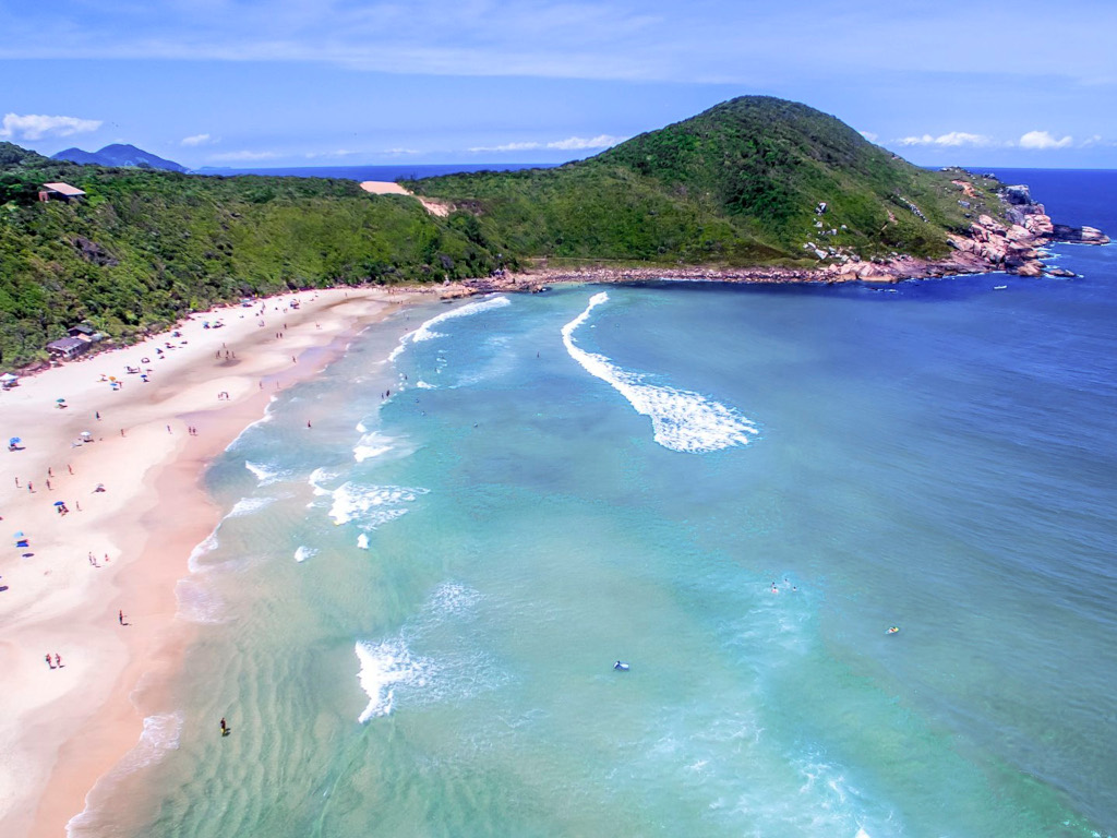 Praia do Rosa - Imbituba