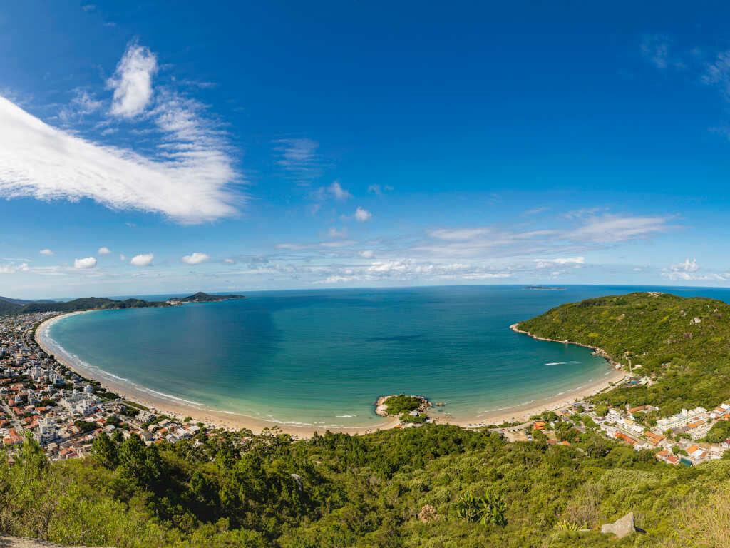 Praia de Mariscal, Praia do Canto Grande e Praia da Conceição